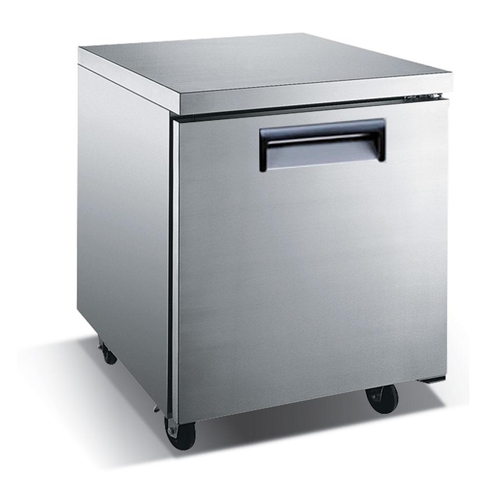 Value series tuc27f ft undercounter freezer w 1 for 1 door freezer