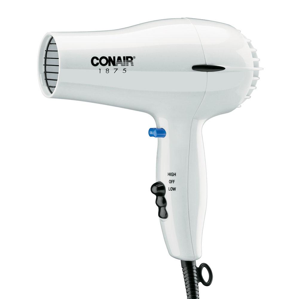 Conair Hospitality 247W Compact Hair Dryer w/ Cool Shot B...