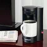 Conair Hospitality W1CM5 1-Cup Coffeemaker w/ Auto Shut-Off - Black, 120v