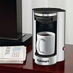 Conair Hospitality W1CM5S 1-Cup Coffeemaker w/ Auto Shut-Off - Stainless, 120v