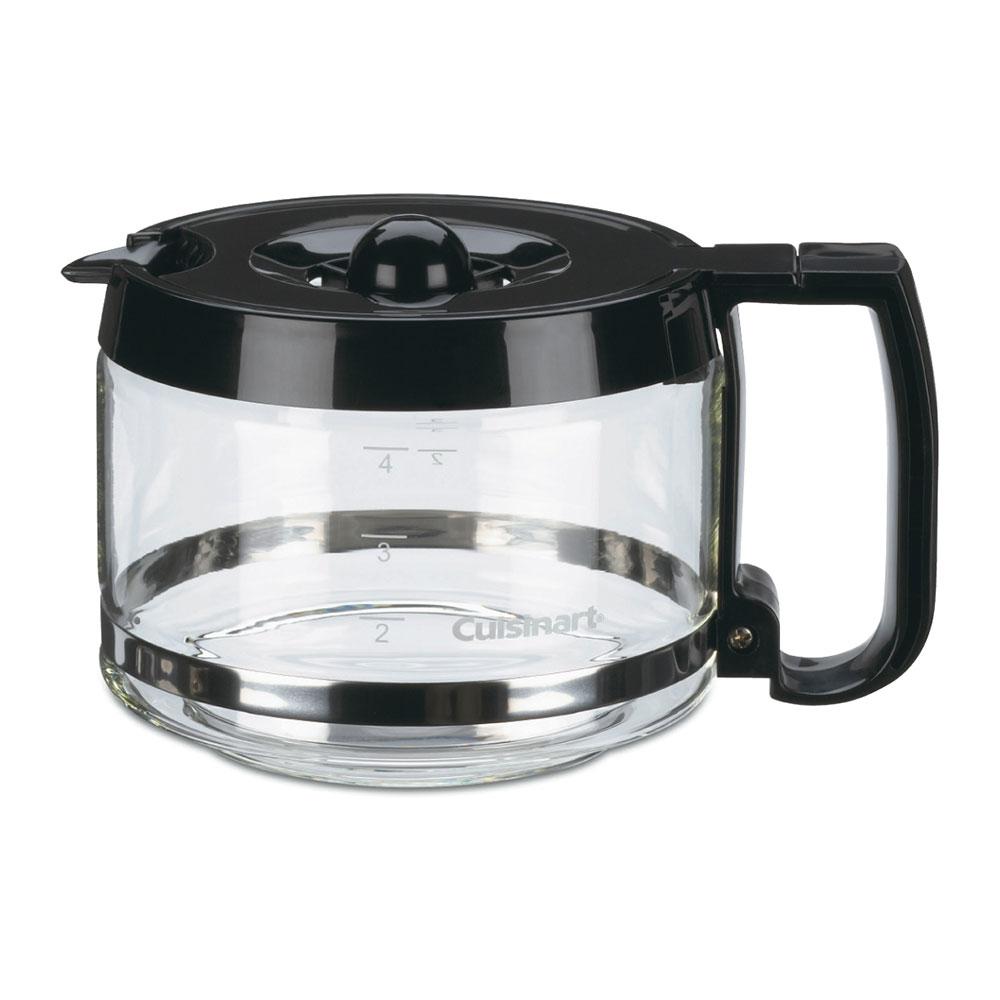 Conair Hospitality WCM04B 4-Cup Coffee Maker w/ Glass Carafe - Black, 120v