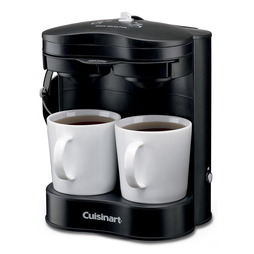 Conair Hospitality WCM11 2-Cup Coffee Maker w/ Auto Shut-Off - Matte Black, 120v