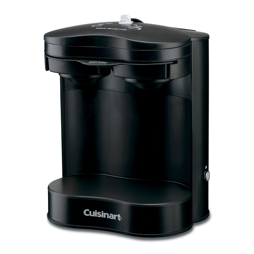 Conair Hospitality WCM11 2-Cup Coffee Maker w/ Auto Shut-Off - Matte Black, 120v