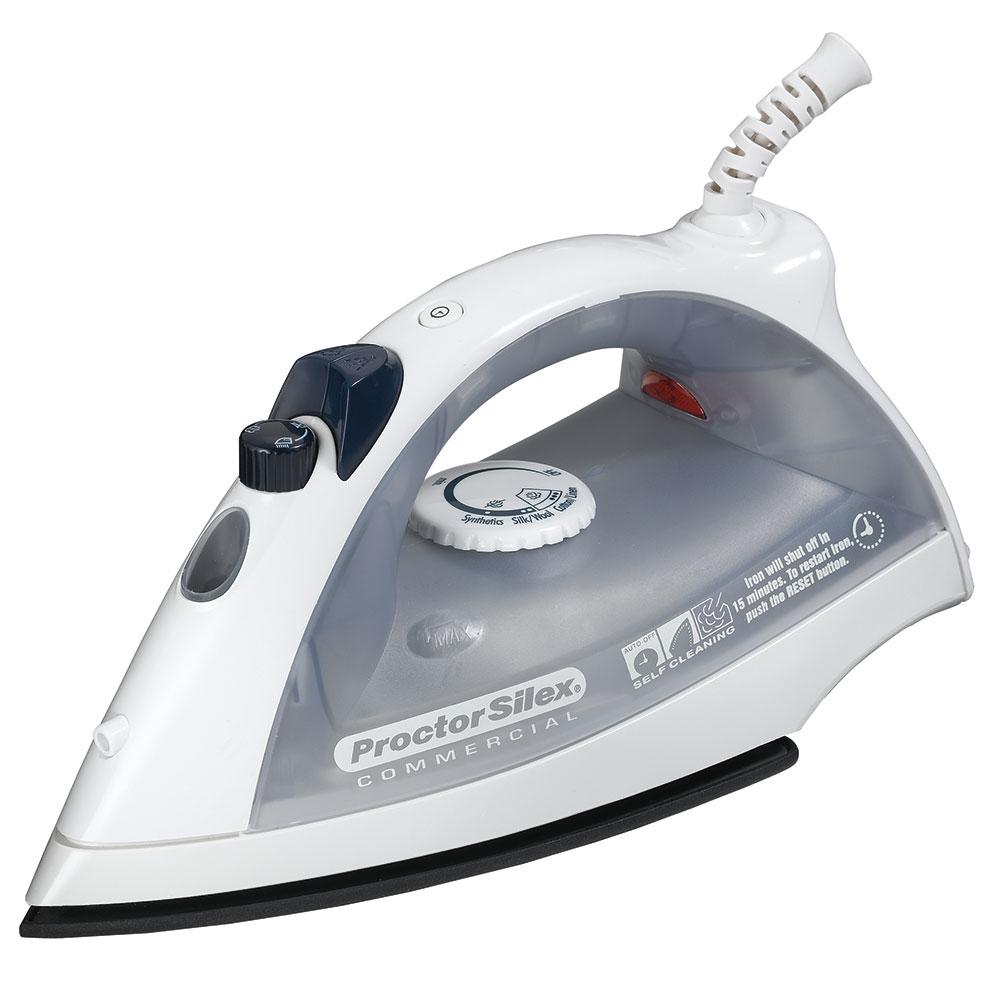 Proctor Silex 17515 Lightweight Iron w/ Adjustable Steam ...