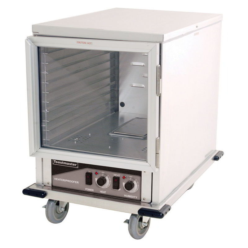 Toastmaster 9451-HP12CDN Half-Size Insulated Heated Cabinet, Holds 11 Pans, 120v
