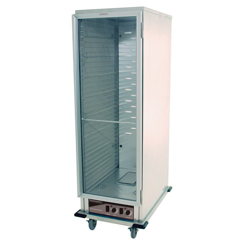 Toastmaster 9451-HP34CDN Full Height Mobile Heated Cabinet w/ (34) Pan Capacity, 120v