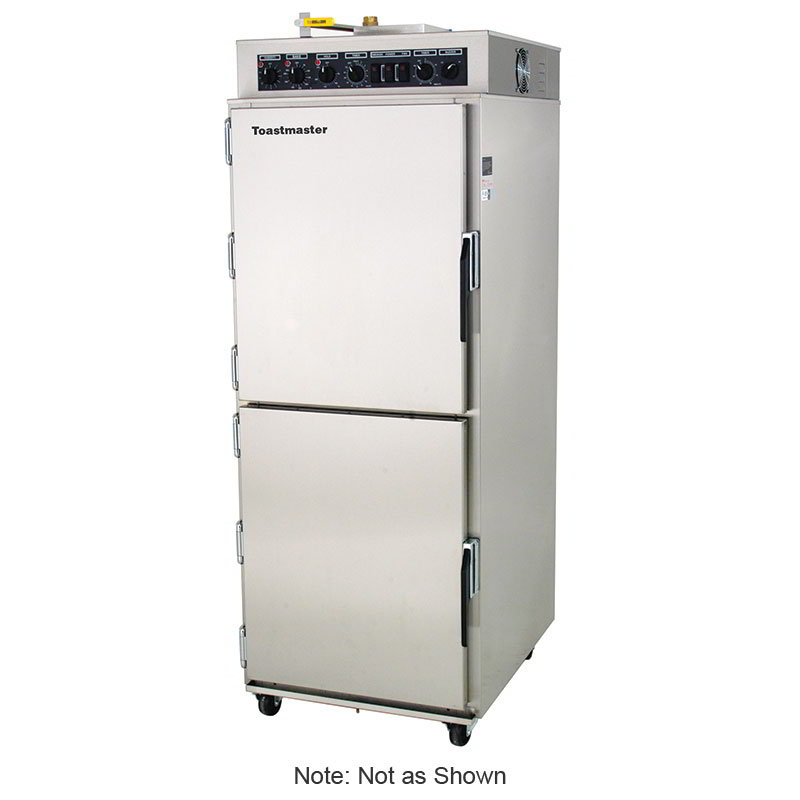 Toastmaster ES-13L Commercial Smoker Oven with Humidity, 240v/1ph