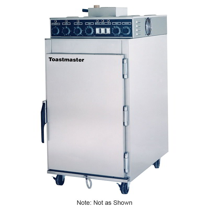 Toastmaster ES-6L Commercial Smoker Oven with Humidity, 240v/3ph