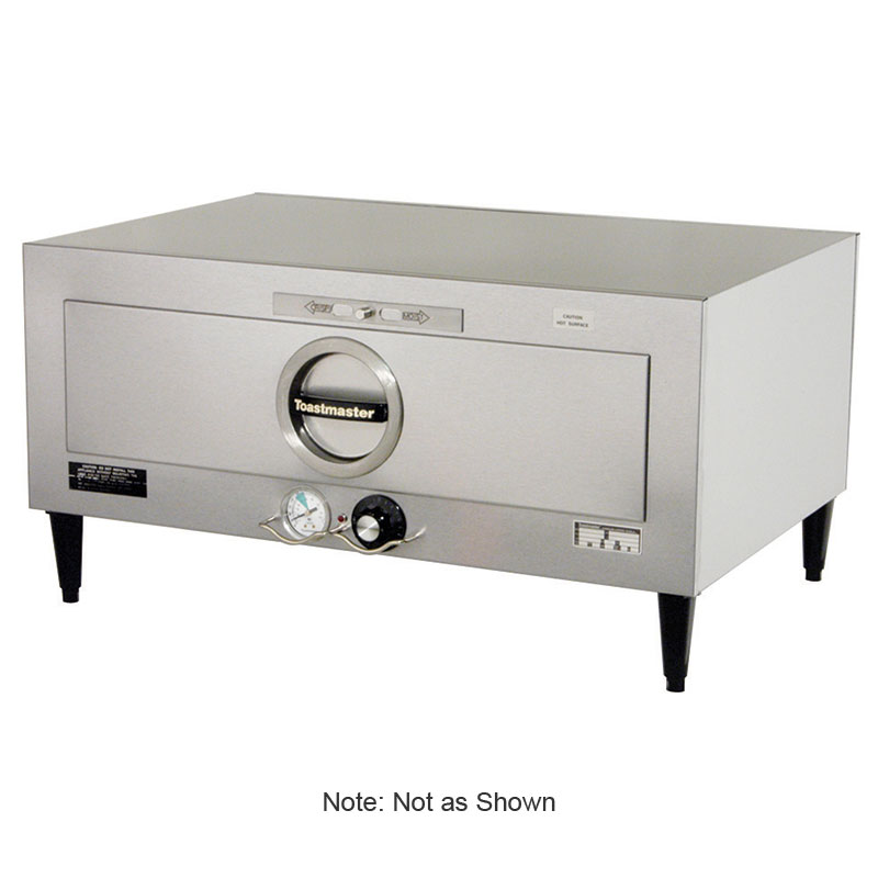 Toastmaster HFS09 Free Standing Insulated Warming Drawer 1 Drawer NEMA 5-15P 120 V Restaurant Supply