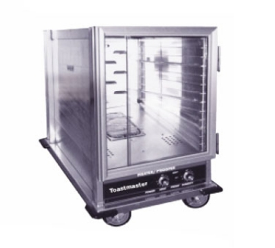Toastmaster E9451-HP12CDN 120 Half-Size Mobile Heater Proofer Cabinet, Non-Insulated, 120 V