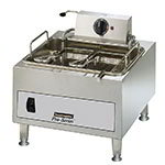 Toastmaster TMFE15 Countertop Electric Fryer - (1) 15-lb Vat, 240v/3ph