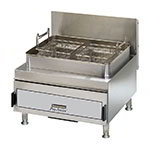 Toastmaster TMFG30-LP Countertop Gas Fryer - (1) 30-lb Vat, LP