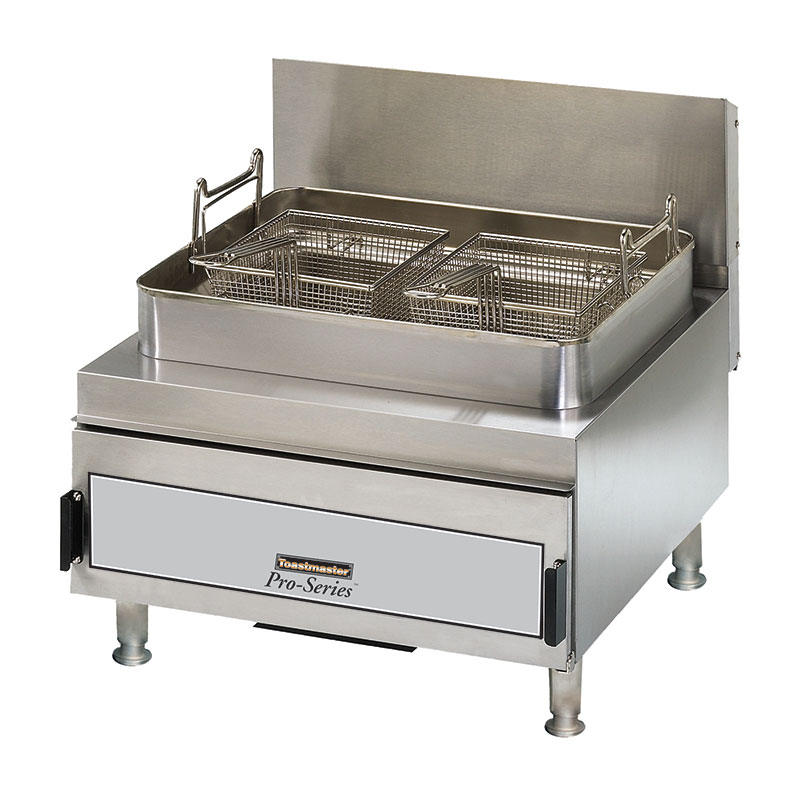 Toastmaster TMFG30-NAT Countertop Gas Fryer - (1) 30-lb Vat, NG