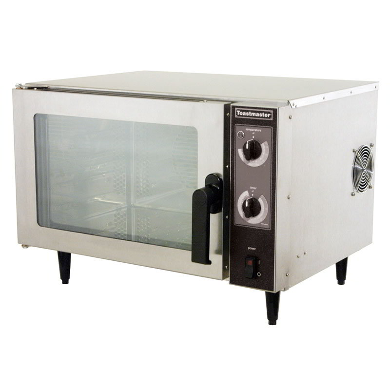 Toastmaster X0-1N Quarter-Size Countertop Convection Oven, 120v