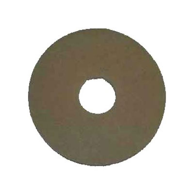 """Bissell 82011 17"""" Stone Care Pad for Lo-Boy Floor Machine, Beige"""
