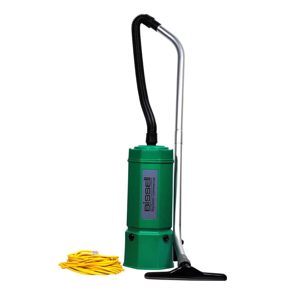 Backpack Vacuum Cleaner, Bissell Commercial, BG1006