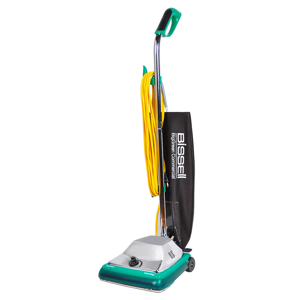 Bissell BG107HQS 12 DayClean Commercial Upright Vacuum w/...