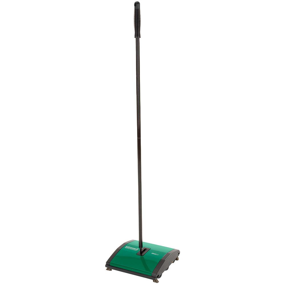 "Bissell BG23 9.5"" Sweeper w/ (2) Nylon Brushes, Green"