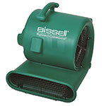 "Bissell BGAM3000 18"" Floor Dryer w/ 3-Speeds, Green"