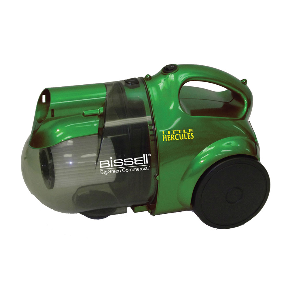 Bissell BGC2000 Little Hercules Handheld Canister Vacuum - 1000 Watts, Green
