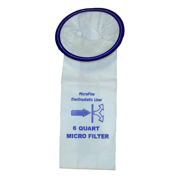 Bissell BGPKBP10.6QT Replacement Filter Bag for BGPRO6A
