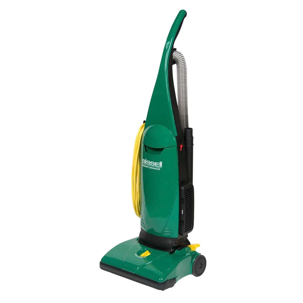 "Bissell BGU1451T 13"" Pro PowerForce Bagged Vacuum w/ Attachments - 1,200 Watts, Green"