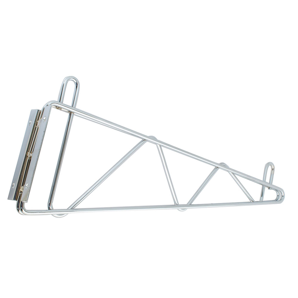 "StoreIt 11124 24"" Wire Wall Mounted Shelving Brackets"