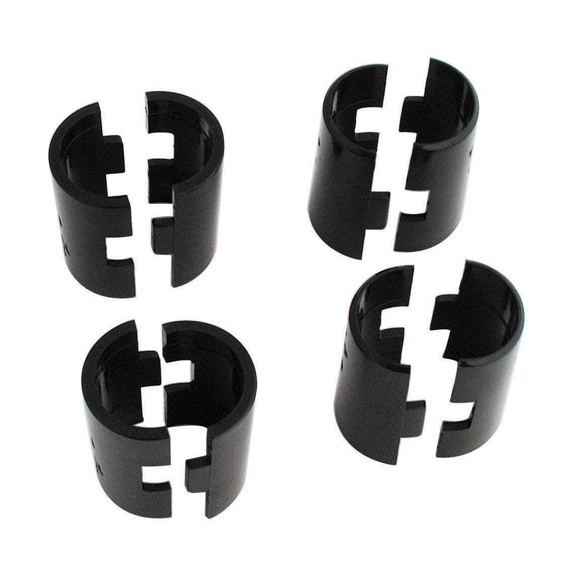 StoreIt 11200 Shelf Support Clips, Black
