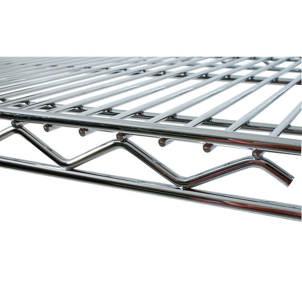 """StoreIt 11818 Chrome Wire Shelf - 18"""" x 18"""""""