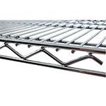 """StoreIt 12460 Chrome Wire Shelf - 60"""" x 24"""""""