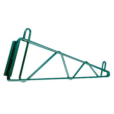 "StoreIt 21124 24"" Wire Wall Mounted Shelving Brackets"