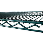 """StoreIt 21472 Epoxy Coated Wire Shelf - 72"""" x 14"""""""