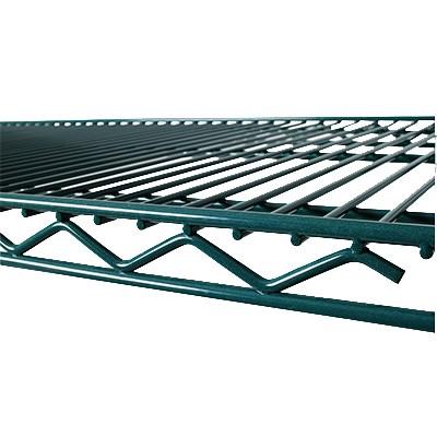 """StoreIt 21872 Epoxy Coated Wire Shelf - 72"""" x 18"""""""