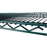 """StoreIt 22460 Epoxy Coated Wire Shelf - 60"""" x 24"""""""