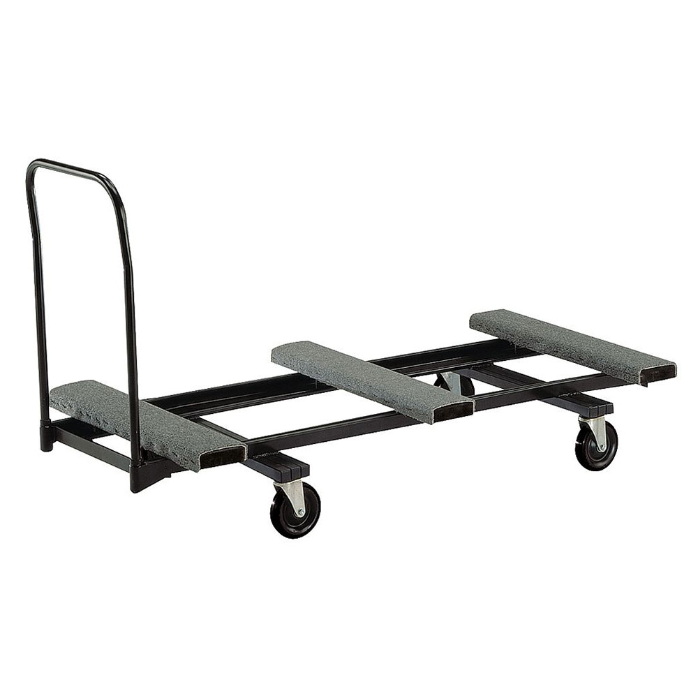 "Midwest Folding Products HTC96 Table Truck w/ (12) 36"" x 96"" Table Capacity, Steel"