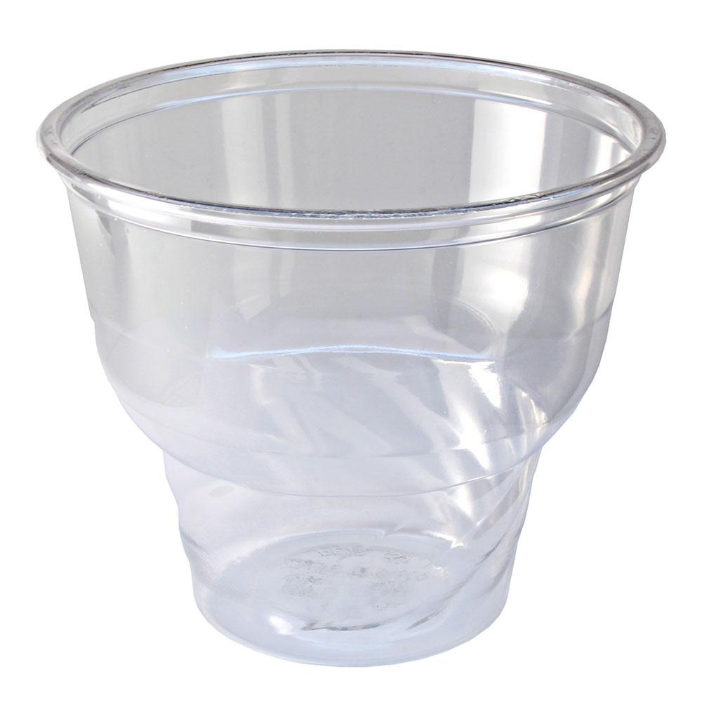 Fabri-Kal DE12 12-oz Indulge™ Dessert Container - Plastic, Clear