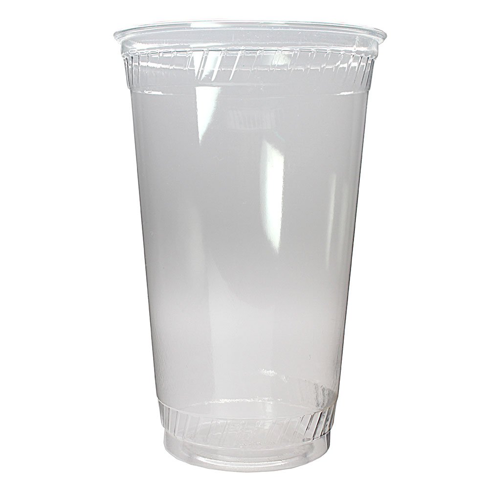 Fabri-Kal GC20 20-oz Greenware® Cold Drink Cup - Plastic, Clear