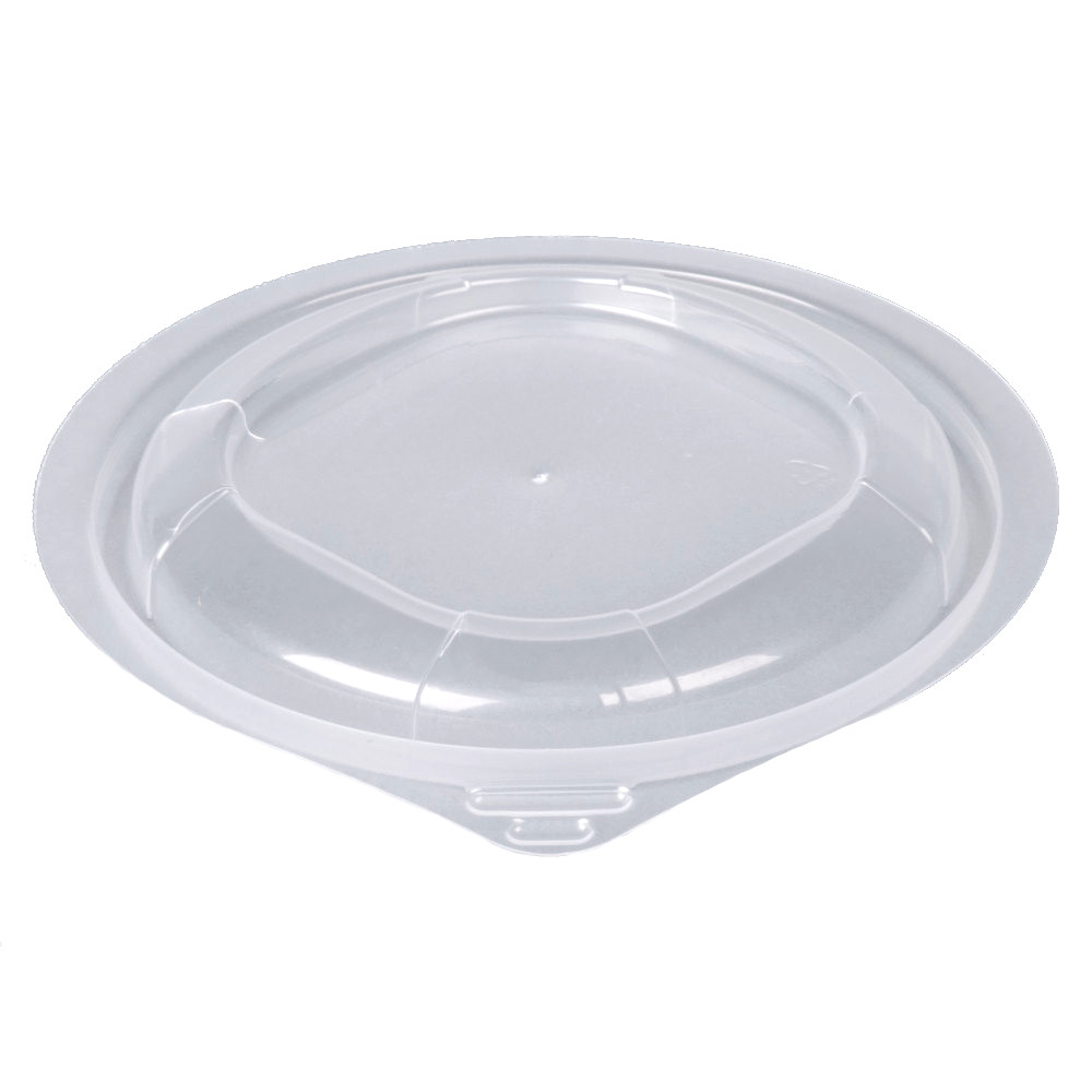 Fabri-Kal LFC Lid for SideKicks™ Side Containers - Plastic, Clear
