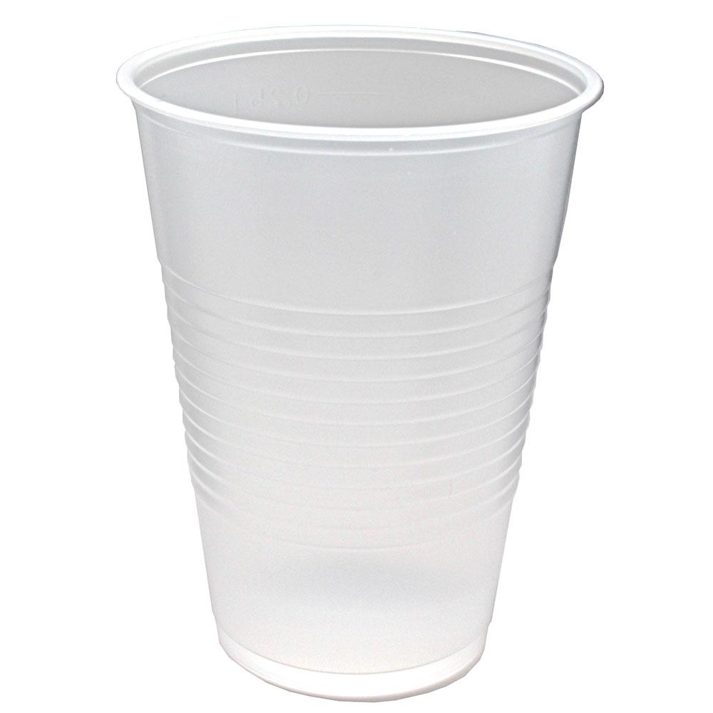 Fabri-Kal RK10 10-oz RK Drink Cup - Plastic, Clear