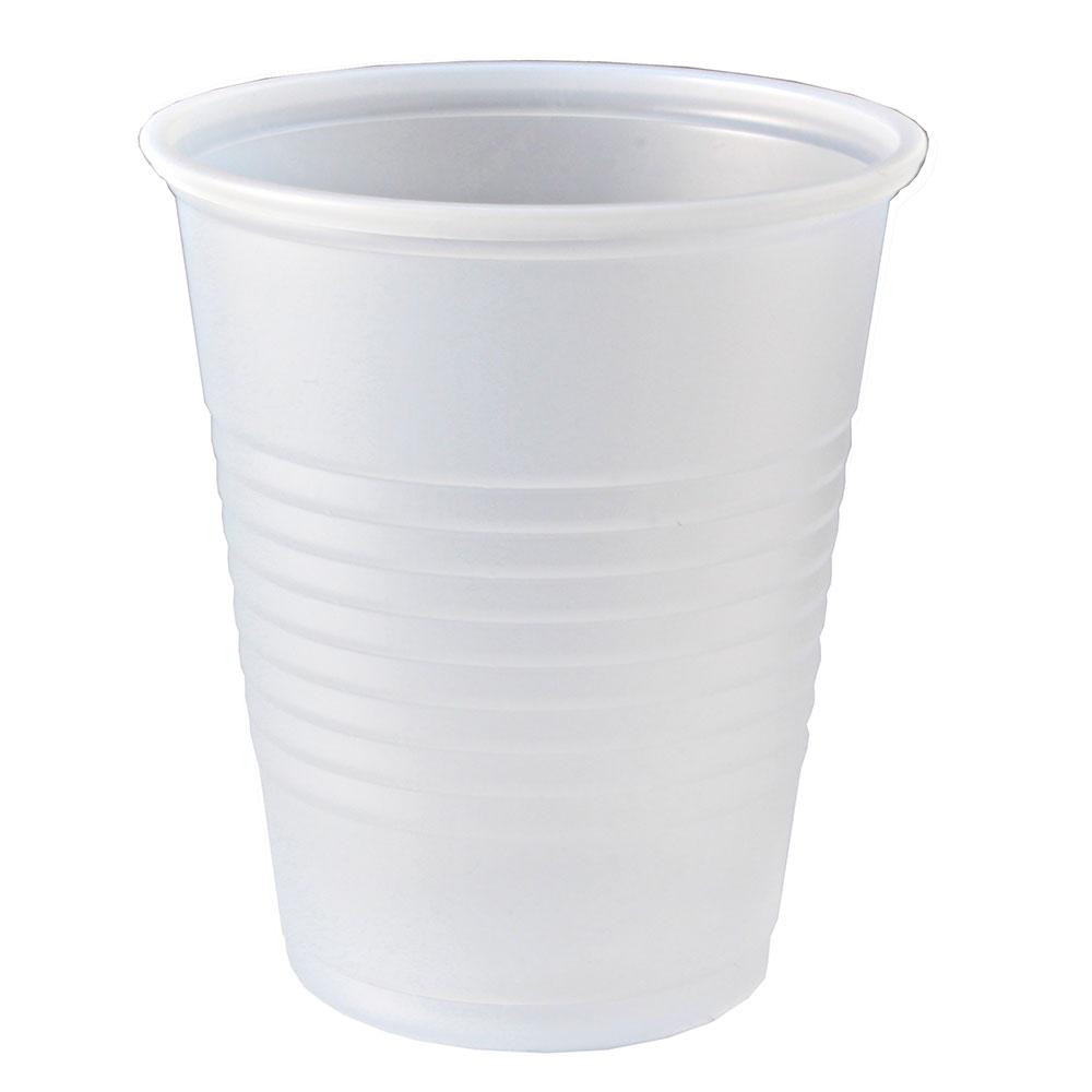 Fabri-Kal RK5 5-oz RK Drink Cup - Plastic, Clear