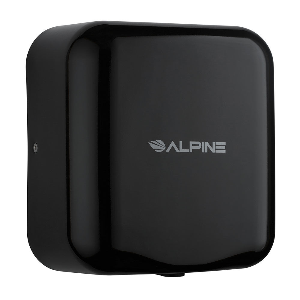 Alpine Industries 400-10-BLA Automatic Hand Dryer w/ 10-S...