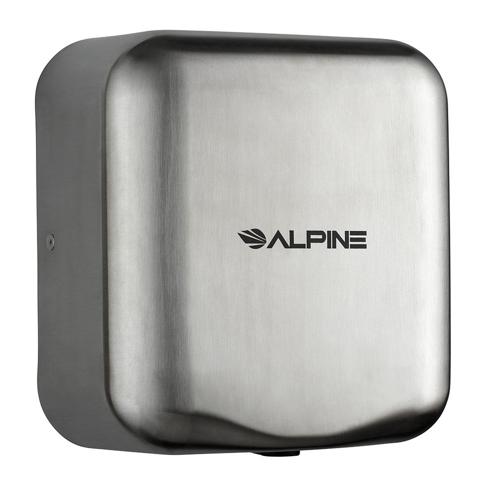 Alpine Industries 400-10-SSB Automatic Hand Dryer w/ 10-S...