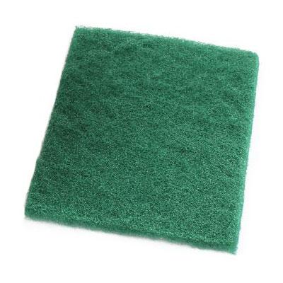 "Clean Up by KaTom 89992944 Medium-Duty Scour Pad - 6"" x 9"", Green"