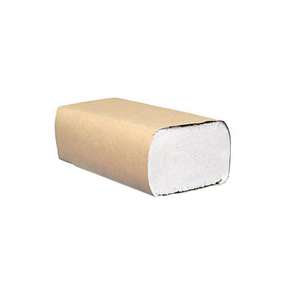 Clean Up by KaTom MFT9.5X9.25B Multifold Paper Towels, White