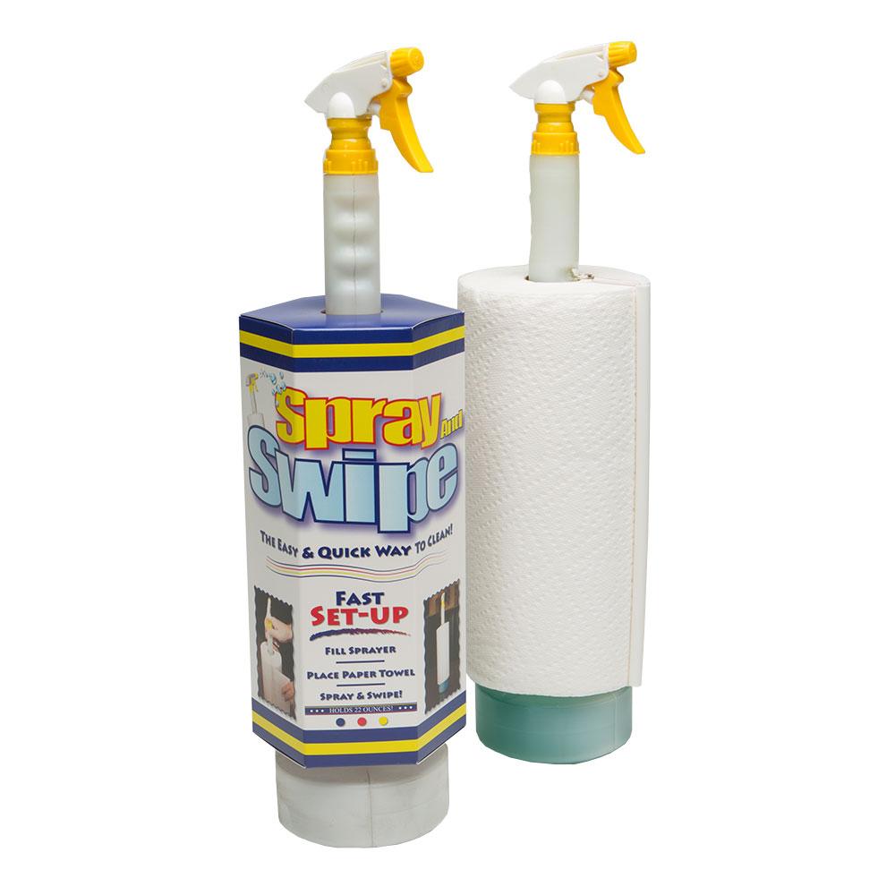 Devault Enterprises DEV800-SP 22-oz Spray & Swipe Spray Bottle