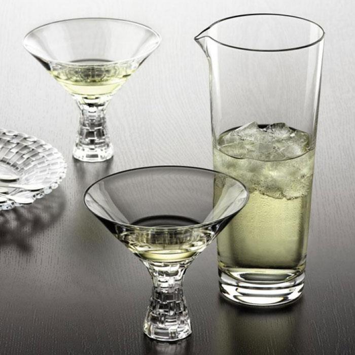Nachtmann N78531 11.5-oz Bossa Nova Martini Glass, Nachtmann