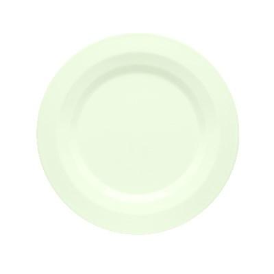 "Schonwald 9120031 12.38"" Allure Plate - Porcelain, Bone White"