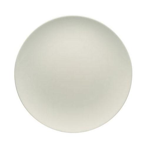 "Schonwald 9121229 11.5"" Allure Plate - Porcelain, Bone White"