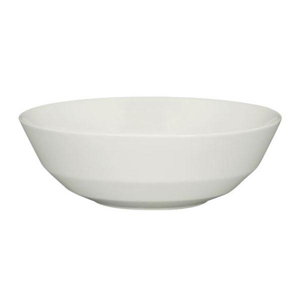 Schonwald 9123165 14.5-oz Allure Bowl - Porcelain, Bone White
