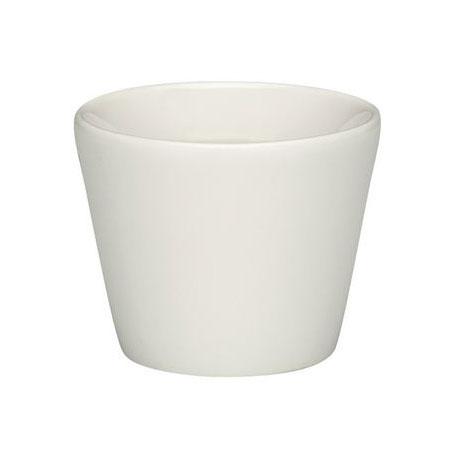 "Schonwald 9124001 2.5"" Allure Egg Cup - Porcelain, Bone White"